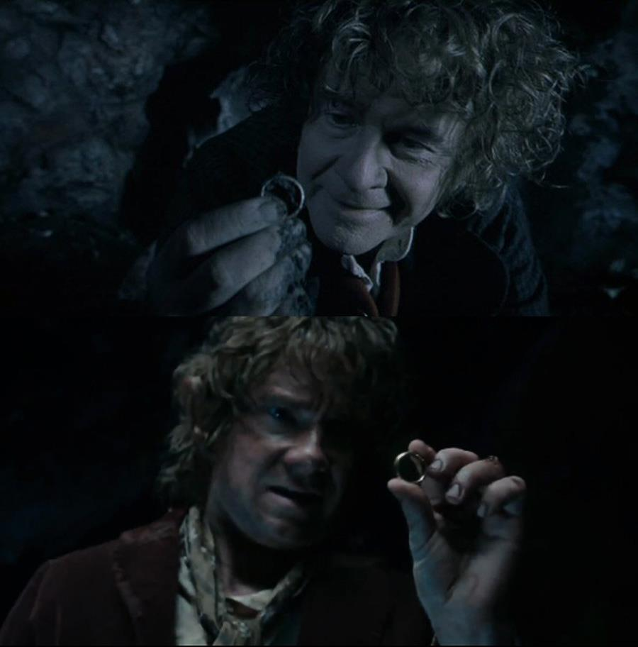 compare and contrast beowulf and bilbo baggins It tells the miraculous story of the hobbit bilbo baggins who travels east to stea jrrtolkien-the hobbit (2005 compare & contrast essays essay examples.